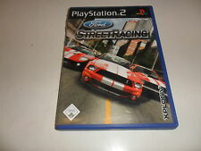 PLAYSTATION 2 PS 2 FORD STREET RACING (2)