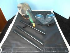 LUCKY DUCK, MOJO MALLARD (SINGLE FIELD CARRY BAGS) FOR ALL SPINNING WING DECOYS