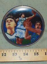 "Christian Laettner 1992 NBA Minnesota Timberwolves Collectors  4"" Plate Duke"