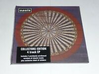 Oasis - Stop the clocks EP (CD Single - Collectors Edition - 4 Track EP) SEALED