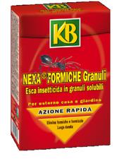 INSETTICIDA ANTI FORMICHE  KB NEXA ANTIFORMICA GRANULI SOLUBILI 800 GR FORMICHE