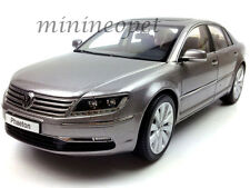 KYOSHO 08831 AS VW VOLKSWAGEN PHAETON 1/18 DIECAST ARABESQUE SILVER