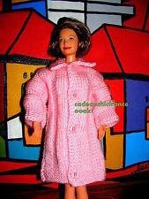 manteau chic barbie grand mère happy family joli rose sexy label qualité