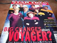 Star Trek Communicator Issue 30 Big Changes USS Voyager
