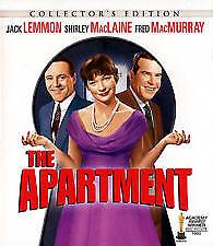 THE APARTMENT  (Jack Lemmon, Shirley MacLaine, Fred MacMurray)   DVD