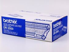 ORIGINALE BROTHER Tamburo DR-2000 + Toner TN-2000 DCP-7010 -7025 DHL-Parcel