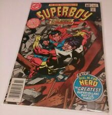 1982 New Adventures of Superboy [Issue #47] 8.5 grade, DC comic book + bag/board