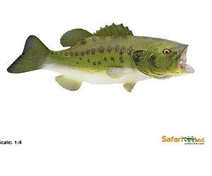 Forellenbarsch 5 7/8in Series Water Creature Safari ltd 265629