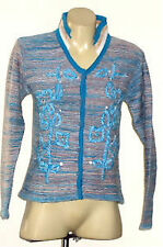 Women's 100% Cotton Collared Jumpers and Cardigans
