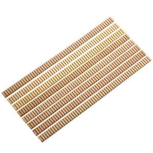 50x guitar strip inside binding spruce wood inlay lining luthier 370x17x4mm