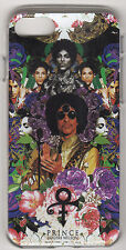 Prince iPhone 7 Rubber Case Art Clear Cover