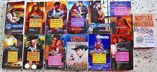 13 MONTANA MAVERICKS ROMANCE BOOKS NO DOUBLES FREE SHIPPING