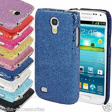 Sparkle Purpurina Bling Diamante Funda Rígida Snap On Trasera Para Samsung,