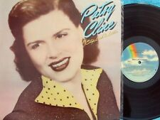 Patsy Cline ORIG OZ LP Stop look & listen NM MCA Country Nashville Rockabilly