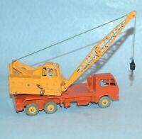 DINKY SUPERTOY Meccano England #972 COLES 20 TON Lorry Mounted CRANE 1955