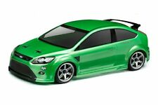 HPI Racing 1/10 Ford Focus RS Body Shell 200mm 105344