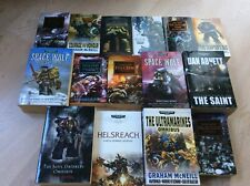 Warhammer 40000 wh40k  novels ultramarines space wolf Horus heresy