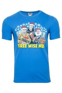 Only Fools and Horses Official Christmas T Shirt Three Wise Men