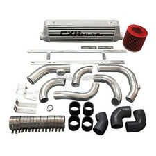 CX Bolt-on FM Intercooler Kit For 2010+ Chevrolet Cruze Ecotec 1.4T Turbo Black