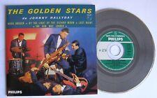 LES GOLDEN STARS de Johnny HALLYDAY (CD single 4 TITRES) REBEL ROUSER COMME NEUF