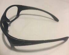 Haber Bellagio Polarized Sunglasses Frames Only Black