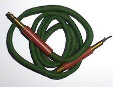 Cordon vert de central téléphonique P2A 3ES33NS-4.1 Signal-Corps 1957 NOS NIB