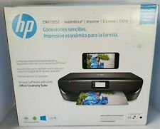 HP OfficeJet Envy 5052 All-In-One Inkjet Printer Copy Scan Print