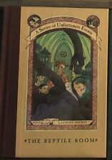 A Series of Unfortunate Events: The Reptile Room 2 by Lemony Snicket (1999,...