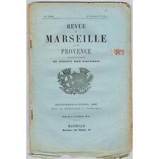 Revue de MARSEILLE et de PROVENCE ROUX De TOULON à JAFFA et Mgr De Vintimille 18