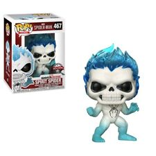 Spider-Man (Video Game 2018) - Spirit Spider US Exclusive Pop! Vinyl [RS]
