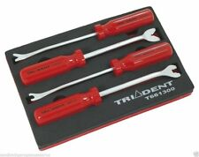 Trident Tools 4 Piece Automotive Trim Tool Clip Removal Set T661300