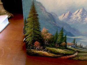 """Oil Paintings Originals  Signed 8x11""""  nature scenes"""