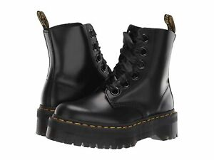 Woman's Boots Dr. Martens Molly Quad Retro