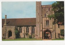 St Cross Hospital Winchester Old Postcard 540a