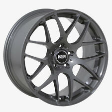 19x8.5 VMR V710 5x112 ET35 Gunmetal Wheels (Set of 4)