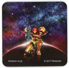 METROID 2 II SAMUS RETURNS JAPAN MOUSE PAD 2017 NINTENDO 3DS GAME NFS 12CM
