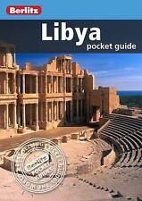 Berlitz: Libya Pocket Guide (Berlitz Pocket Guides), Berlitz Publishing, 9812687