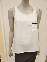 Atmosphere - Womens Cream Shift Vest Top - size 10