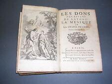 Vènerie chasse la musique et la chasse du cerf SERRE DE RIEUX 1734