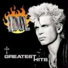 Greatest Hits 0724352881222 by Billy Idol CD