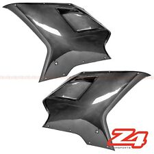 Ducati 848 1098 1198 Upper Front Side Radiator Cover Fairing Cowl Carbon Fiber