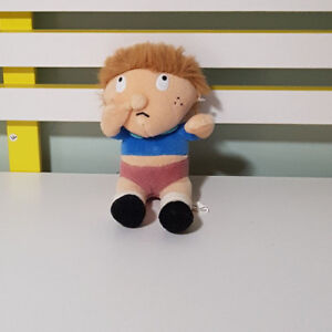 ABC KIDS CHARACTER TOY FROM LITTLE MONSTERS FORGETFUL FIONA! 16CM SITTING