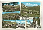 160526 TRENTO CAVALESE - SALUTI da... VEDUTINE Cartolina FOTOGRAFICA viagg 1963