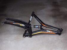 "Retro Marin Mount Vision - Full Suspension Mountain Bike Frame 2003 - Fox - 17"""