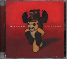 FALL OUT BOY - Folie A Deux - CD Album *Bonus Track*