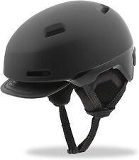 GIRO Shackleton Adult Winter MTB/Road Cycling Helmet Large (59-63cm) Matte Black