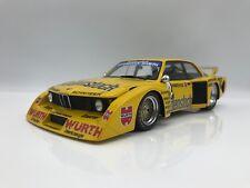 BMW Boulette 320 Turbo taille 5 #4 DRM ZOLDER 1979 Winkelhock 1:18 CMF >> NEW <<