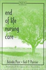 End of Life Nursing Care (Paperback or Softback)