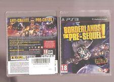 Rare !!! BORDERLANDS THE PRE-SEQUEL  : Un Jeu Colossal sur PS3 Jeu NEUF Blister