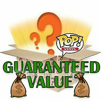 Guaranteed Value Funko POP Mystery - Rare, Exclusive, Chase, Vaulted